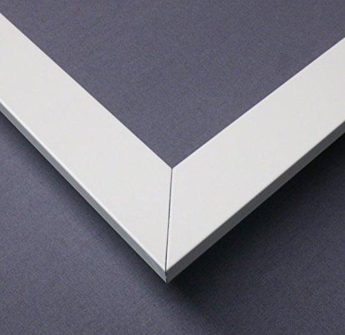 Montageset Einbaurahmen – weiß – 60×60 - 2