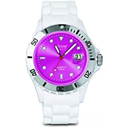 Watch Multicolor, Pink