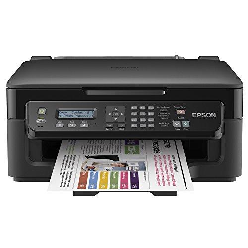 Epson WorkForce WF-2510WF Print/...