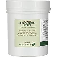 Naissance Burro di Cacao Raffinato Naturale al 100% - 100g