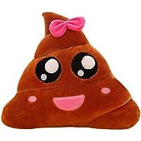 Plüschkissen Mini Sofa Unisex Hause Stuhl Amüsant Plüsch Smiley Gesicht Emoji Kissen Puppe Spielzeug Poop Form Kissen Sammeln & Seltenes