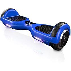 """ACBK Hoverboard Patinete Eléctrico Autoequilibrio 6,5"""" (Azul)"""