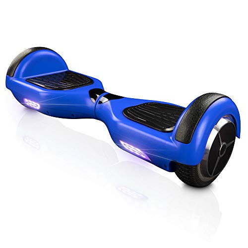 """ACBK Hoverboard Patinete Eléctrico Autoequilibrio 6,5\"""" (Azul)"""