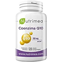 Coenzima Q10 Anti Edad Regenerador Celular Arrugas Lineas de Expresión Ubiquinona Tratamiento 4 Meses Colesterol CoQ10