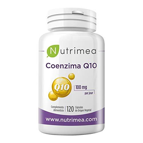 Coenzima Q10 Anti Edad Regenerador Celular Arrugas Lineas de Expresión Ubiquinona Tratamiento 4 Meses Colesterol CoQ10 Hidratante Antioxidante Piel Sana Energía Sistema Cardiovascular Inmunológico