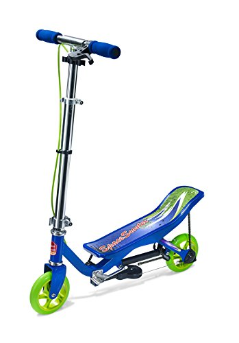 East Side Records 83002 - Junior Space Scooter, Outdoor und Sport, blau