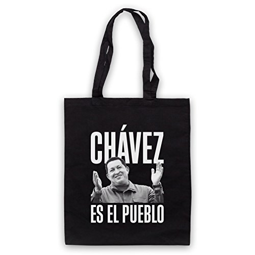 Hugo Chavez Es El Pueblo Mantellina Nera