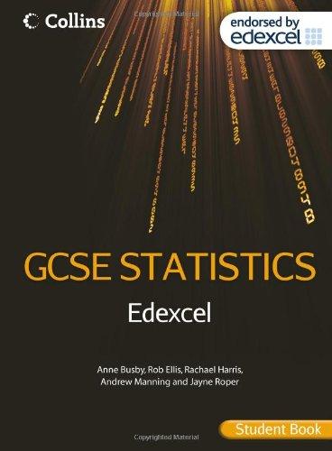 Collins GCSE Statistics – Edexcel GCSE Statistics Student Book