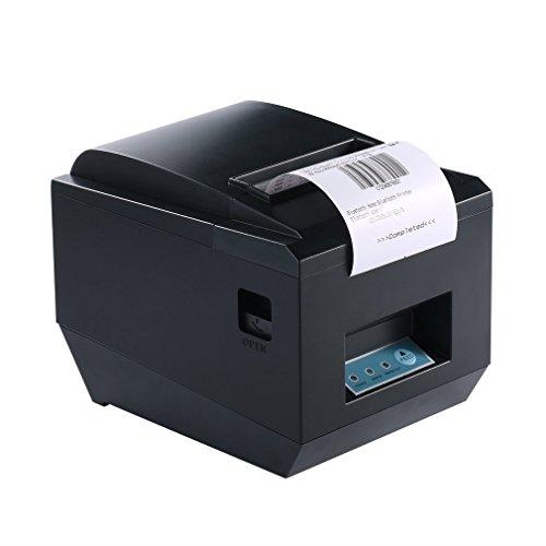 OCDAY Bluetooth Portatile POS 80MM Taglio Automatico usato  Spedito ovunque in Italia