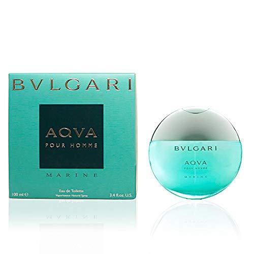 Bvlgari Aqua Marine Homme EDT 50 ml, 1er Pack (1 X 50 ml) - Parfums Männer, Bulgari