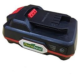 Florabest Batterie FAP 20 A2 pour coupe-bordures sans fil FRTA 20 A1