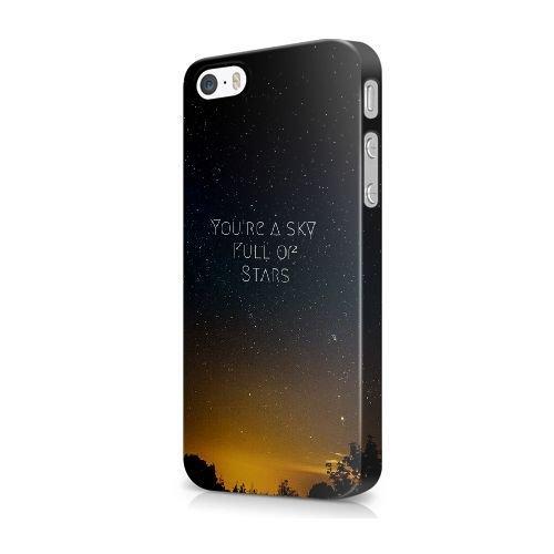 Générique Appel Téléphone coque pour iPhone 5 5s SE/3D Coque/COWBOY BEBOP/Uniquement pour iPhone 5 5s SE Coque/GODSGGH705584 COLDPLAY - 024