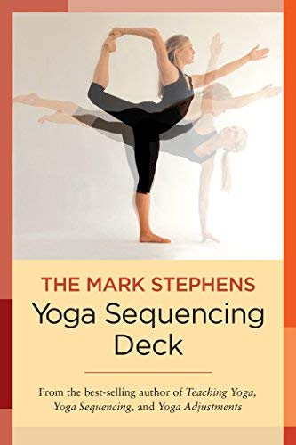 The Mark Stephens Yoga Sequencing Deck by Mark Stephens (2016-08-23)
