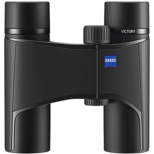 Zeiss 522038-9901-00 Binocolo Victory-25 8X25 Pocket, Nero