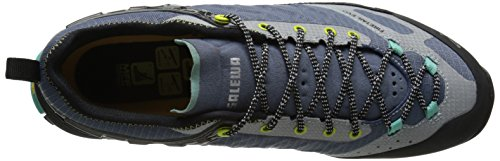 WS Femme Chaussures Firetail Bleu Outdoor Salewa Jeans Moon Evo Fitness 8611 de Blue Twfngd
