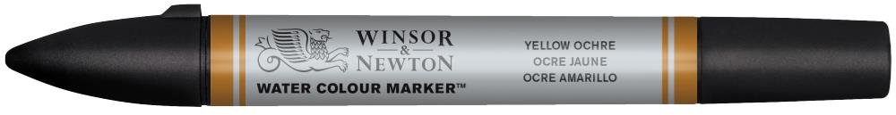 Winsor & Newton Watercolour Markers - Yellow Ochre (Series 1)