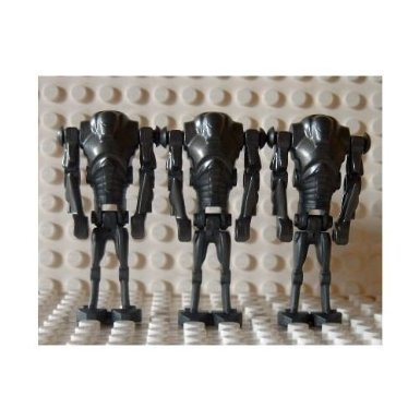 LEGO STAR WARS - 3 Minifiguren Super Battle Droid (Lego Droiden Star Figuren Wars)