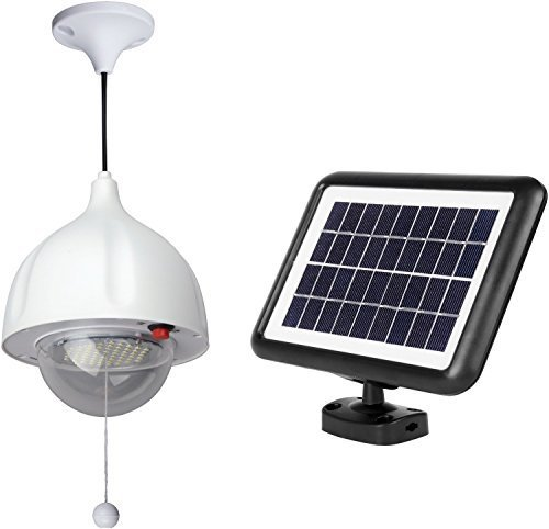MicroSolar SHD2 Solar Shed Light | Garden Sheds and Summerhouses