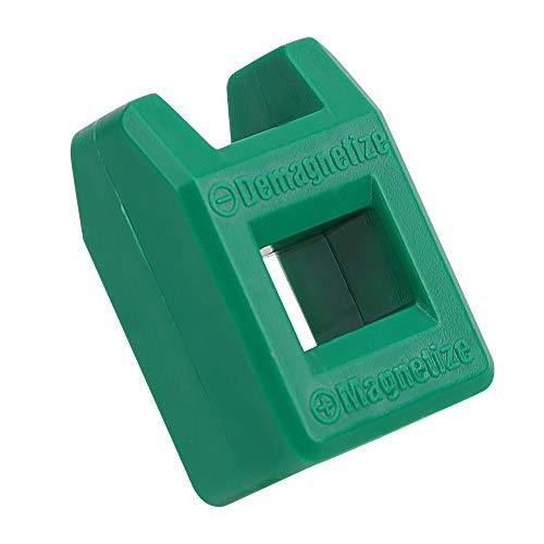 Schraubendreher Zubehör Porzellan Demagnetization Magnetisierer Degausser grün