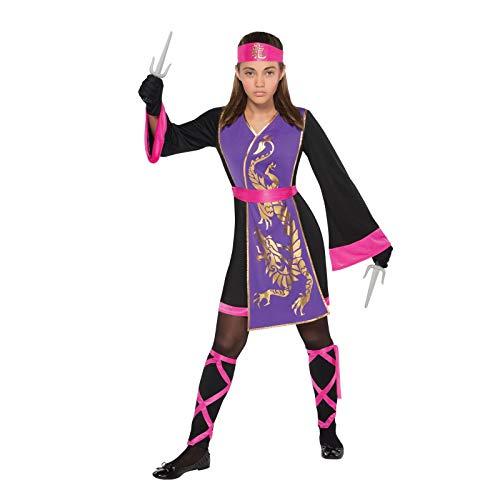 Sassy Samurai - Child and Teen Costume (8-10 years) (Wittle Wabbit Kostüm)