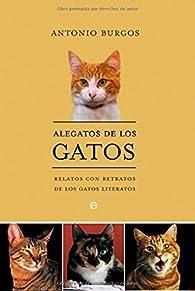 Alegatos de los gatos par Antonio Burgos