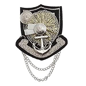 Anchor Broderie Bouton Fringe Broche