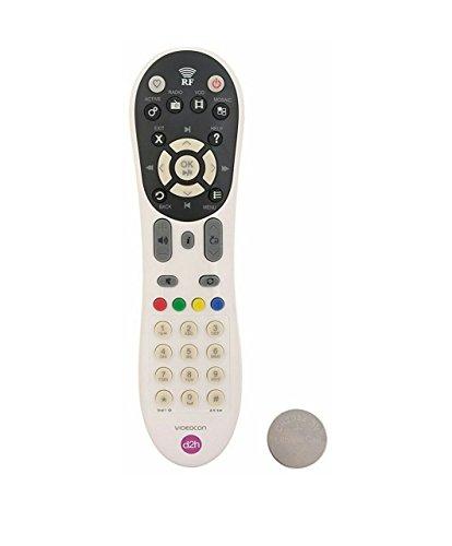 Videocon d2h RF Remote For HD Set-Top Box With Remote...