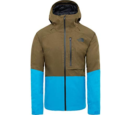 THE NORTH FACE Herren Skijacke Olive (403) L