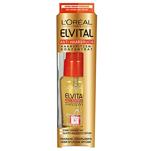 L'Oréal Paris Elvital Anti-Haarbruch Haarspritzen Konzentrat, spezialkur