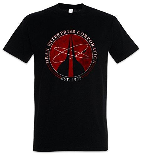 oration I T-Shirt – James Fleming 007 Hugo Bond 1979 Company Firma Industries Größen S – 5XL (Drax Aus)