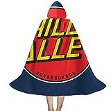KUKHKU - Mantello con Cappuccio per Hoverboard Back to The Future, Unisex, per Bambini, Ideale Come Decorazione per Feste di Halloween e Cosplay