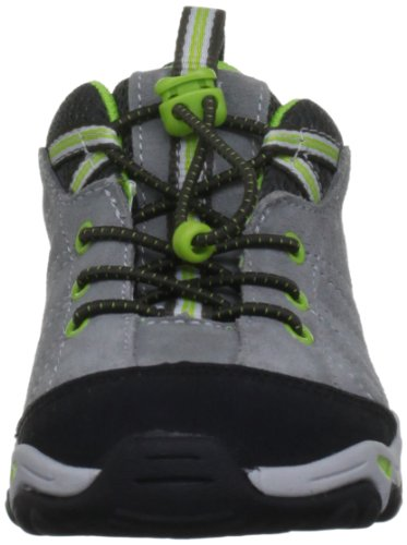 Timberland Trail Force Bungee Oxford Scarpe da Trail-Running, Unisex Bambino Grigio