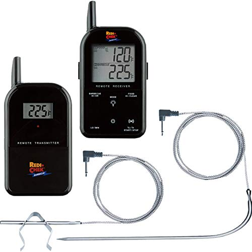 Maverick ET732B Wireless Barbecue Thermometer, schwarz