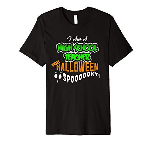 High School Teacher DIY billige Halloween-Kostüm ()