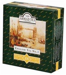 3 x AHMAD TEA - English Tea No.1 100 bags (Ahmad Tea English 1)