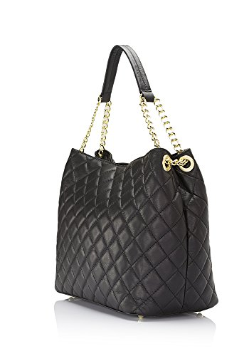 laura-moretti-black-nappa-matelasse-leather-bag-with-zip-closure-quilted-style