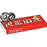 Bones Super Reds Bearings x8 608mm
