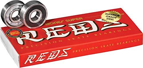 Bones Bearings Kugellager Super Reds, 180050