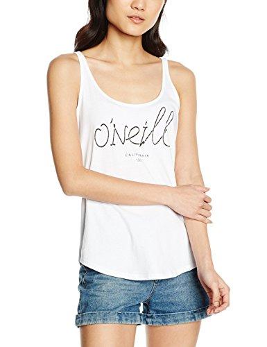 O'Neill Lw Logo Débardeur Blanc