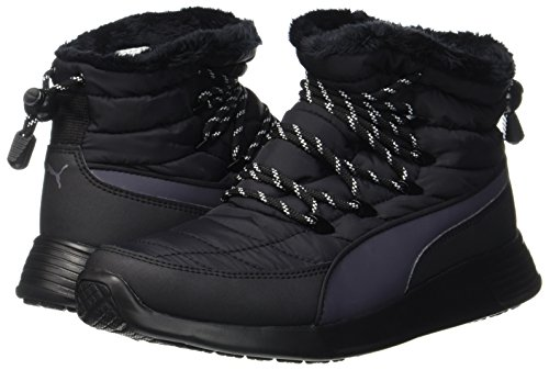Nero 40.5 EU Puma St Winter Boot Stivali Arricciati Donna cp3