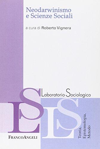 Neodarwinismo e scienze sociali (Laboratorio sociologico)