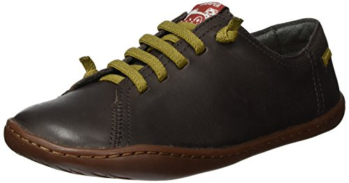 CAMPER,  Peu Cami, Unisex-Kinder Sneakers, Braun (Dark Brown), 33 EU (Komfort Cami)