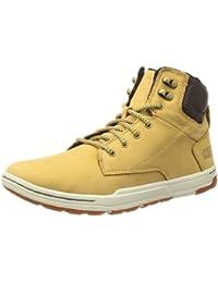 Cat Footwear COLFAX MID - Altas de cuero hombre