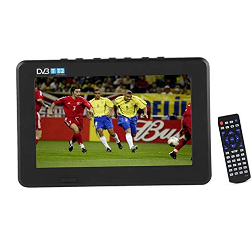 DVB-T2 Televisor Portátil Estéreo Digital Alta Sensibilidad
