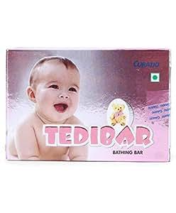 Curatio Bajaj Tedibar Soap, 75 g - Pack of 3