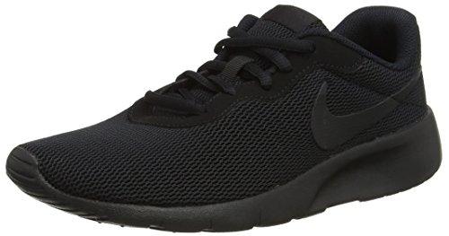 Nike Herren Tanjun (GS) Laufschuhe, Schwarz, 38 EU