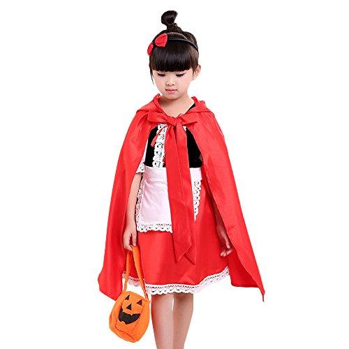 Halloween Party Kleider + Hut Outfit Kleinkind Kinder Baby Mädchen Kleidung Kostüm Kleid