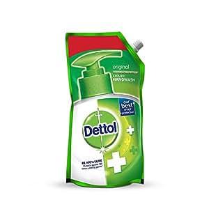 Dettol Liquid Hand wash, Original - 750 ml