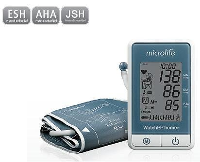 Microlife WatchBP Home S by Microlife