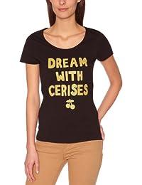 Le Temps des Cerises - Camiseta para mujer